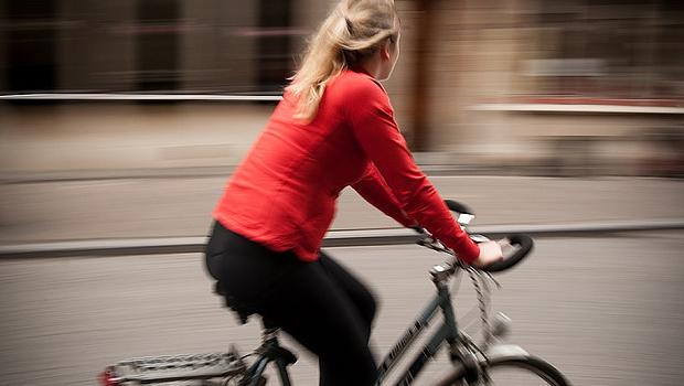 bajar de peso montando bicicleta