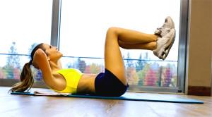 Ejercicios fáciles para bajar de peso
