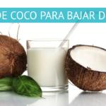 Cómo Utilizar el Agua de Coco para Bajar de Peso :)
